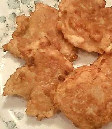 Great-grandmom Kuppel's Corn Fritters