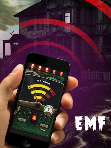 Ghost Detector - EM4 Sensor Radar for Pranks screenshot 3