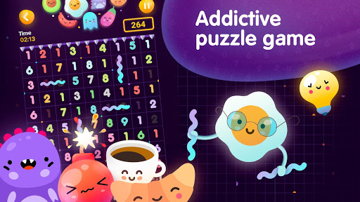 Numberzilla - Number Puzzle | Board Game 3.1.0.0 screenshots 12