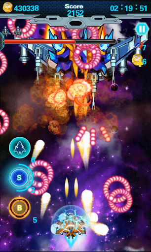 Galaxy Wars - Space Shooter  captures d'écran 1