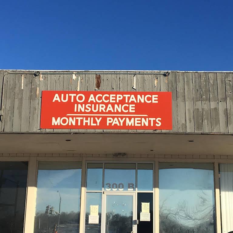 Auto Acceptance Insurance Hassle Free Liability Insurance