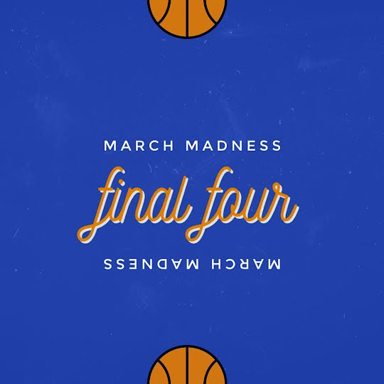 March Madness Final Four - Instagram Post Template