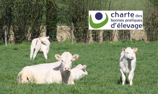 ferme de travailles charte des bonnes pratiques de l'élevage