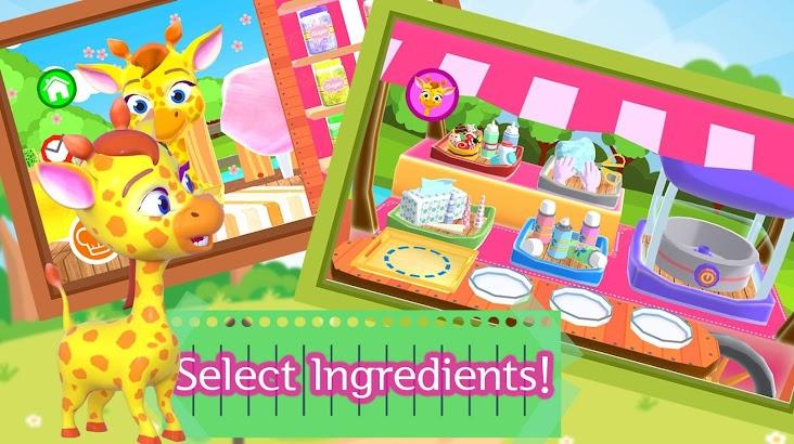 Picabu Cotton Candy Maker screenshot