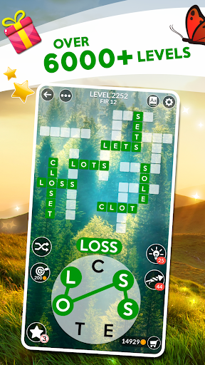 Wordscapes 1.1.8 screenshots 1
