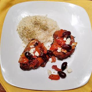 Mediterranean Chicken Rice Recipes