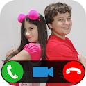 Maria Clara JP Fake Video Call Pranks icon