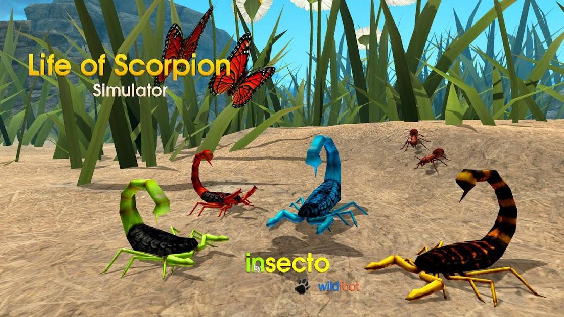 Life of Scorpion screenshot 2