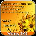 Teacher's Day Wishes SMS ,Status & Shayari icon