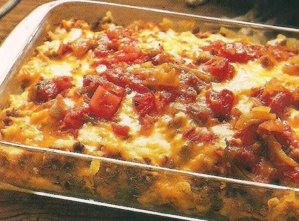 Pepper Casserole Recipe