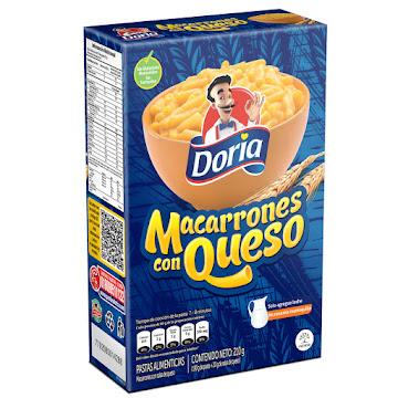 Pasta DORIA Macarrones con