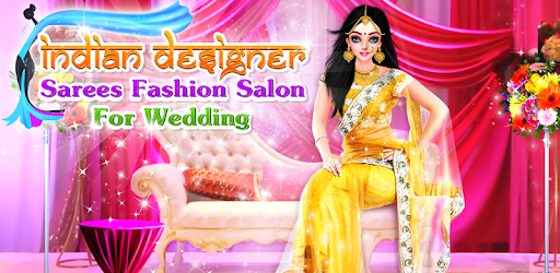 Indian Designer Sarees Fashion Salon For Wedding for PC