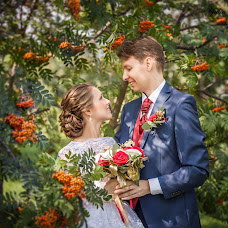Wedding photographer Yuliya Garafutdinova (YULYA0821). Photo of 15.08.2017