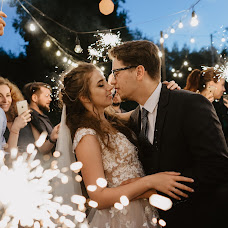 Φωτογράφος γάμων Nina Zverkova (ninazverkova). Φωτογραφία: 25.02.2019
