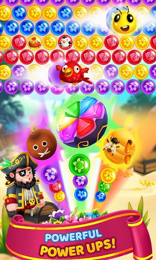 Flower Games - Bubble Shooter 3.7 screenshots 3