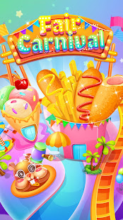 Carnival Fair Food & Carnival Games 1.0 APK + Mod (Free purchase) for Android