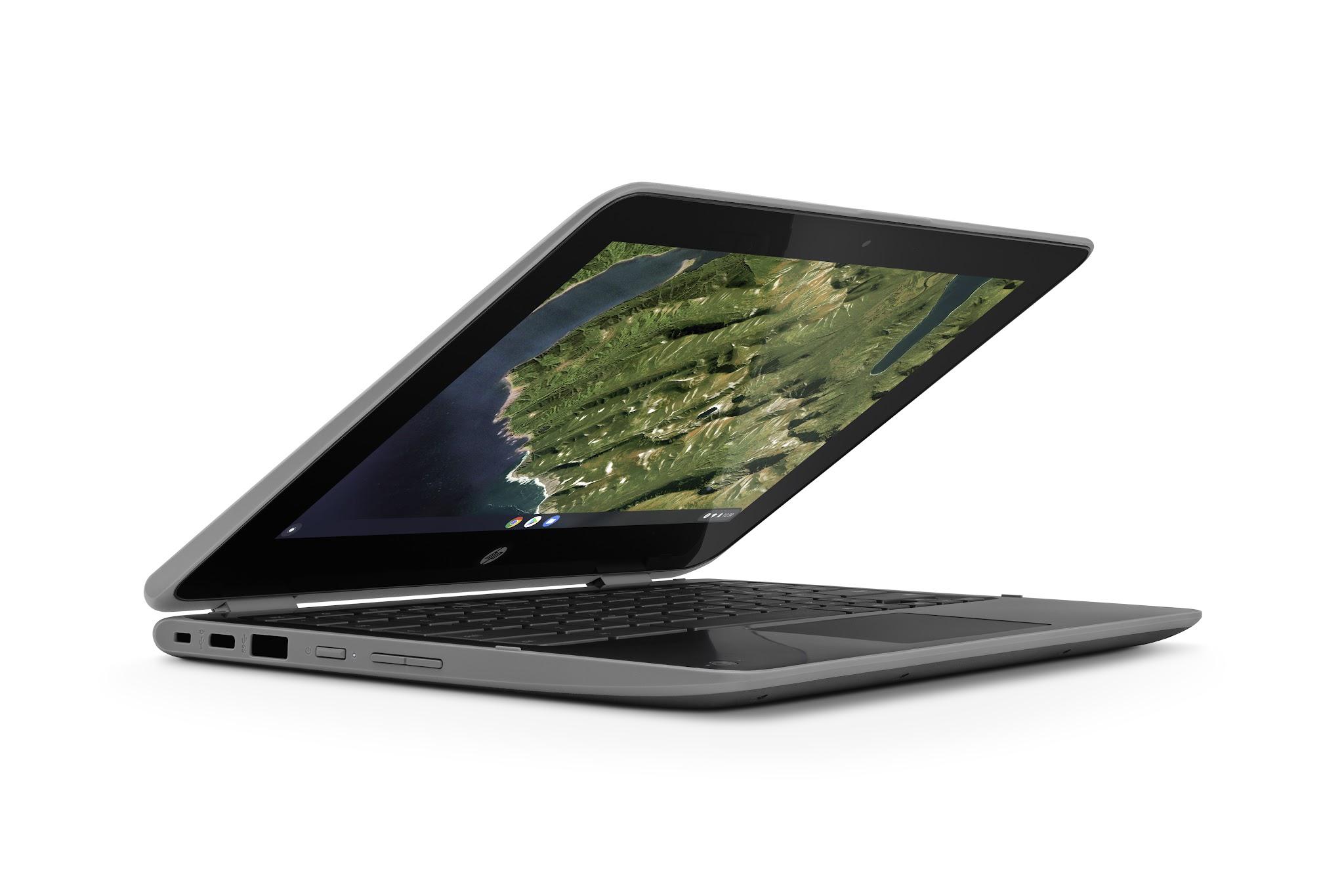 HP Chromebook x360 11 G2 EE - photo 8