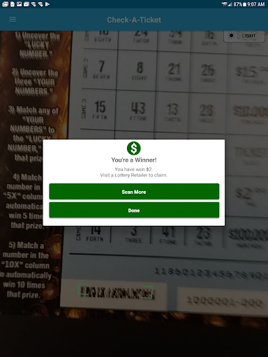 CA Lottery Official App 3.0.2 screenshots 18