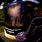 Bus simulator lintas Jawa icon