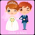 Fede y Meli icon