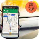 GPS Voice Navigation, Drive with Maps & Traffic Icon