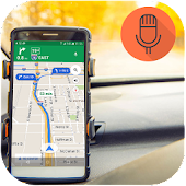 GPS Voice Navigation, Drive with Maps & Traffic