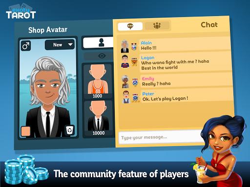 Multiplayer Tarot Game screenshot 10