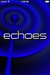Echoes App- screenshot thumbnail
