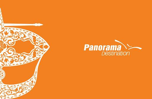 Panorama destination logo