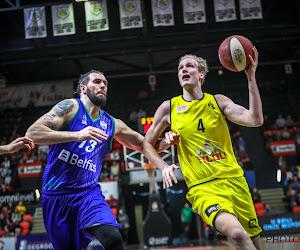 Tim Lambrecht tekent voor drie seizoenen bij Spirou Charleroi