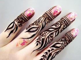 Fingers Mehndi Designs Styles - screenshot thumbnail 04