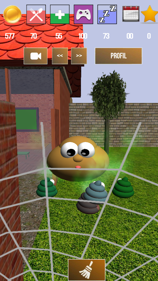 Potaty 3D Classic- screenshot