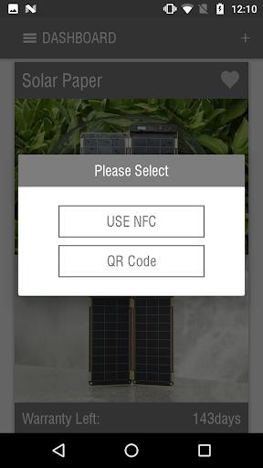 Backers Warranty screenshot 3