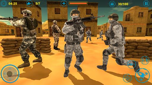 Call of Army Frontline Hero: Commando Attack Game 1.0.1 screenshots 3