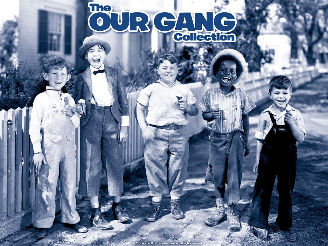 What Was The Name Of The Dog In Our Gang