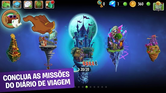 Plants vs. Zombies™ 2: miniatura da captura de tela