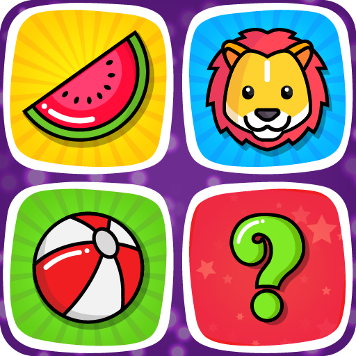 Memory Game for Kids : Animals, Preschool Learning
