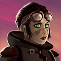Adventure Reborn: story game point and click icon