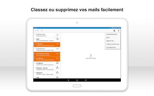 Mail Orange, 1er mail français screenshot 10