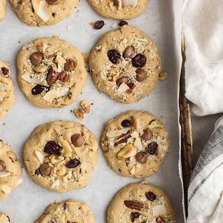 Kitchen Sink Cookies (gluten-free)
