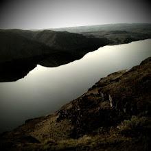 Photo: Columbia River at Vantage, Wash., 2010. iPhone 3Gs