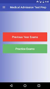 Medical Admission Preparation - náhled