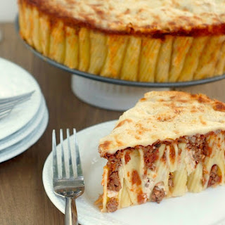 Ricotta Pasta Baked Pie Recipes