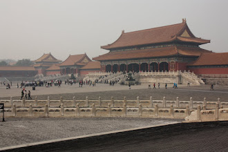 Photo: Day 190 - First Square Upon Entering the Forbidden City, Beijing (China)
