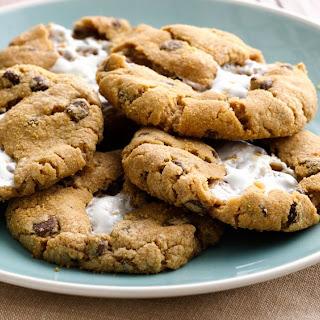 Smores Cookies Marshmallow Recipes