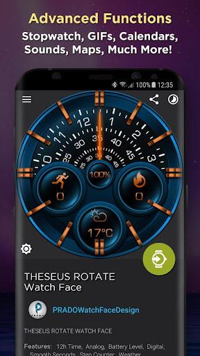 WatchMaker Watch Faces 5.1.8 screenshots 6