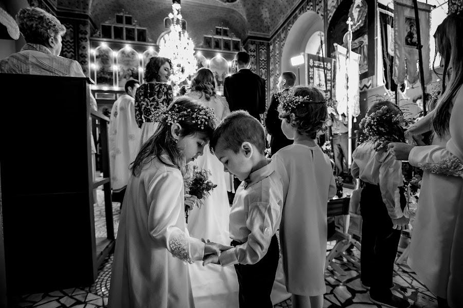 Wedding photographer Claudiu Negrea (claudiunegrea). Photo of 24.04.2018