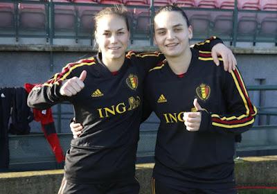 Jassina Blom et Nikki Evrard prolongent avec Twente