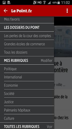 玩免費新聞APP 下載Le Point.fr app不用錢 硬是要APP