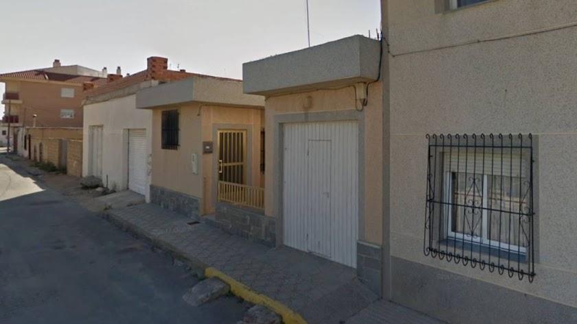 Imagen de la calle Pedro Nieto de la localidad murciana de Torre-Pacheco. / GOOGLE STREETVIEW